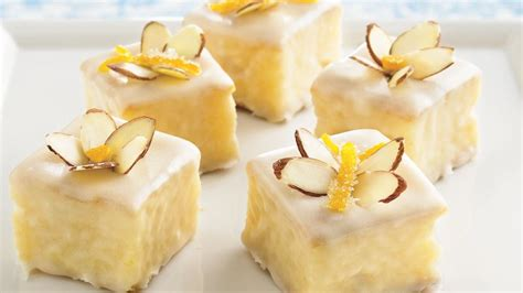 petit fours apricot petits fours recipe bettycrocker