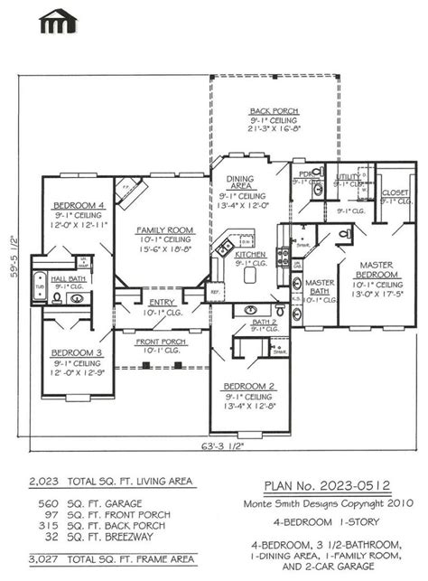single story house plans without garage level single story mediterranean house plans garage side sloping designs denman split block