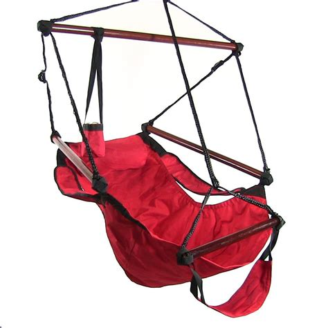 hanging hammock chair w accessories or hammock stand