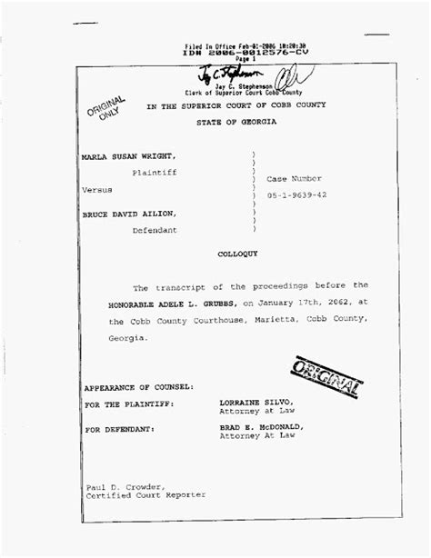 Divorce Records Cobb County Ga Cobb County Divorce The Three Sided Story Collusion Cronyism Corruption In