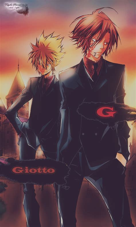 Hitman Reborn 14 By Amano katekyo hitman reborn mobile wallpaper 1119446 zerochan anime image board