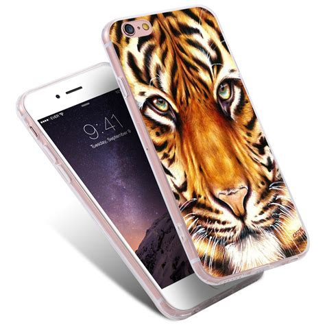 Casing Samsung S6 Edge Plus Tiger And Bird Custom Hardcase colorful tiger print for samsung galaxy s6 s7 s6 edge s7 edge plus note 5