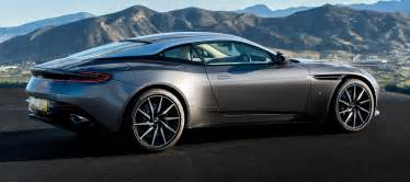 Aston Martin Db 12 Price Aston Martin Db11 Breaks Cover In Geneva New 5 2 Litre