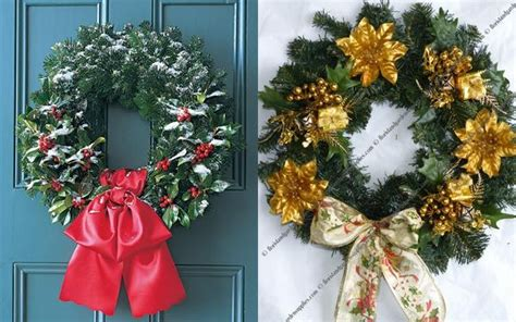 Decorating Ideas For Wreaths Wreath Decorating Ideas