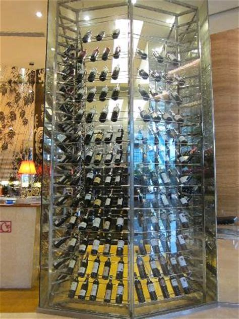 Novotel Citygate Hong Kong Offers Biz Floor Package by Floor To Ceiling Wine Rack Picture Of Novotel Citygate