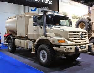 Mercedes Road Trucks World Defence News Mercedes Unveils New Zetros 1833a