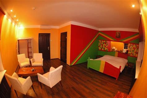 bob marley themed bedroom theme hotel in jurmala latvia
