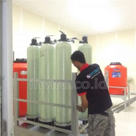 Mesin Water Treatment alat mesin ro dan water treatment pt kymmoshi global sukoharjo