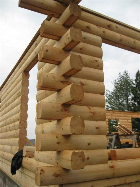 square lincoln logs log home building systems the original lincoln logs