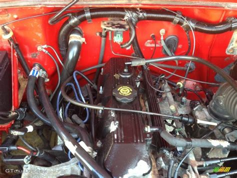 2 5 liter jeep engine 1992 jeep wrangler s 4x4 2 5 liter ohv 8 valve 4 cylinder