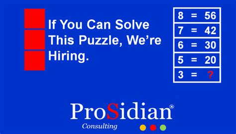 We Want You If You Can Answer The Following Questions Correctly by If You Can Solve This Puzzle Were Hiring It S Not