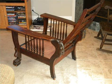 Morris Reclining Chair Antique by Possible Morris Chair Collectors Weekly