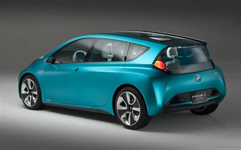 2011 Toyota Prius Two 2011 Toyota Prius C Concept 2 Wallpaper Hd Car Wallpapers