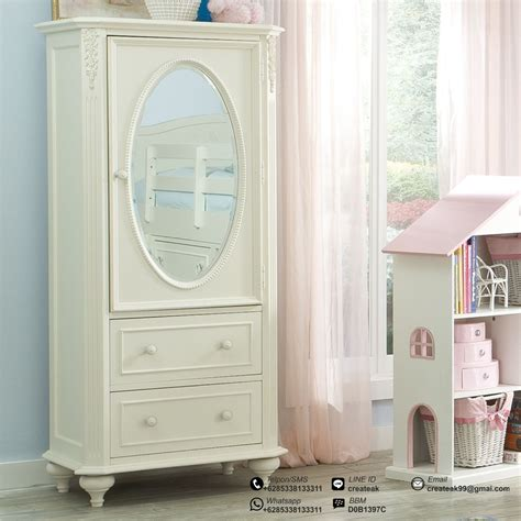 lemari baju vintage anak createak furniture createak