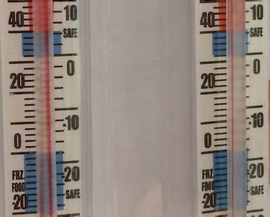 What Is Best Temp For Refrigerator by What Is The Ideal Fridge Temperature