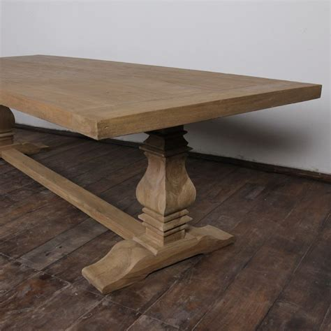 teak trestle dining table provence teak trestle dining table salvage finish 84 7