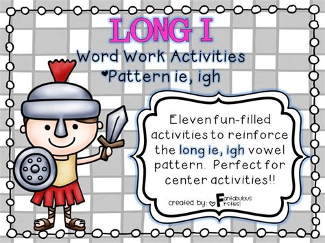 igh pattern words 1000 images about long i on pinterest word work