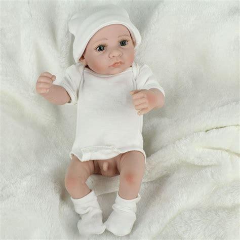 Handmade Dolls For Babies - handmade reborn dolls baby real lifelike boy baby