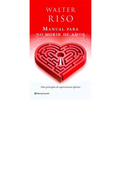 enamorate de ti walter riso libro pdf libro enamorate de ti descargar gratis pdf