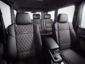 2012 mercedes g class amg g 65 amg interior