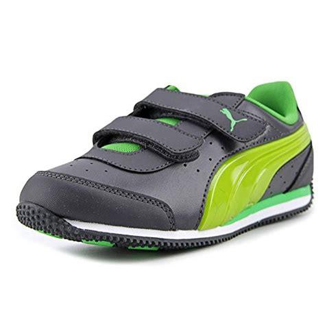 boat shoes puma puma kids speed lightup power v ps boat shoe shoescrave