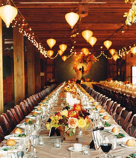 fall decorations for wedding reception fall wedding invitations ideas for your autumn weddings