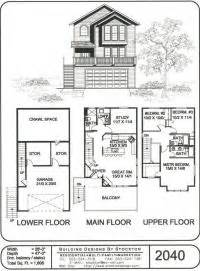 small 3 story house plans small house plans and floor plans