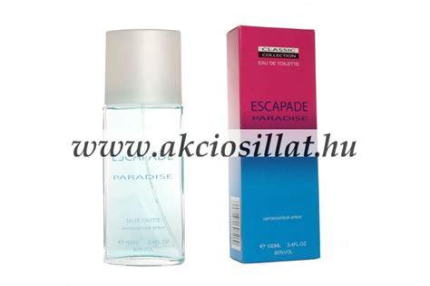 Parfum Escada Pacific Paradise 100ml For escada parf 252 m kirakat a leggyorsabb 225 rg 233 p