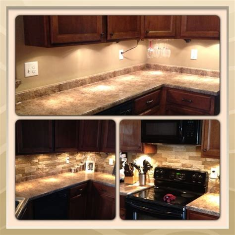 easy backsplash kitchen 25 best ideas about airstone on airstone