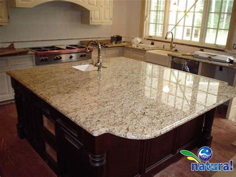 Ornamental Granite Countertops by Giallo Ornamental