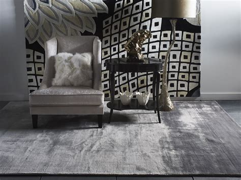 tappeti tinta unita tappeto a tinta unita fatto a mano in seta velvet carpets