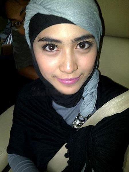 vivi jilbab tips  makeup  wanita berjilbab