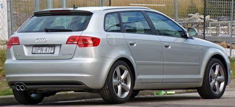 File:2008 2010 Audi A3 (8PA) 2.0 TDI Ambition 5 door Sportback 02 Wikimedia Commons