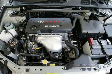 2005 Toyota Camry Engine 2005 Toyota Camry Solara Sle 2 4l 4 Cylinder Engine