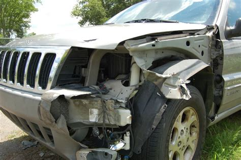 totaled jeep grand grand totaled what now jeep forum