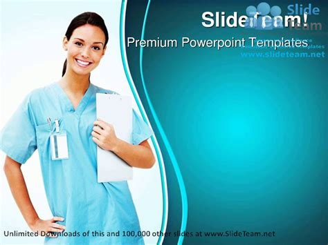 themes powerpoint 2007 medical female doctor smiling medical powerpoint templates themes