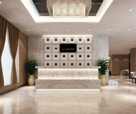models clothing showroom interior  model max