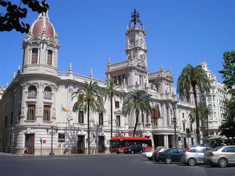 imagenes historicas de valencia ayuntamiento de valencia en valencia centro vivirvalencia com