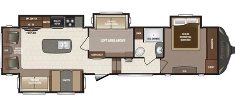 sprinter fifth wheel floor plans 2016 keystone sprinter 347fwlft cing world of new