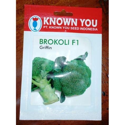 Benih Kembang Kol F1 Repack Bibit Biji Bunga Kol jual benih brokoli f1 griffin