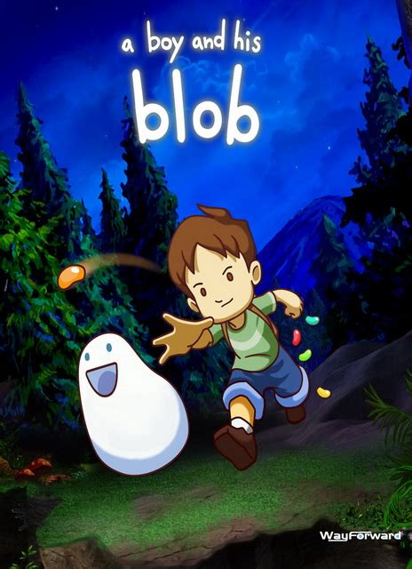 a and his boy a boy and his blob macosx free macgames