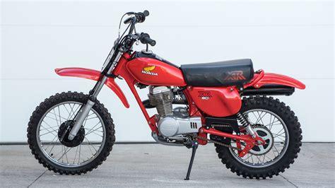 1979 honda xr80 1981 honda xr80 w69 las vegas motorcycle 2017