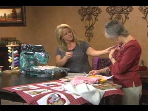 Tv Quilting Shows by How To Free Motion Quilt Embroider On Any Sewing Machine