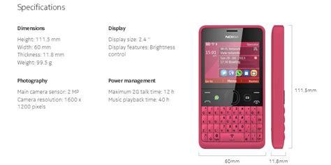 Bekas Handphone Nokia Asha 210 nokia introduces asha 210 mobile phone eteknix