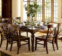 Ideas For Dining Room Table Decor Dining Room Design Ideas