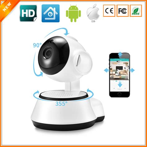 Promo Ip Baby Monitor Wifi Wireless Cctv Hd 2mp 1080p V380 besder home security ip wireless smart wifi wi fi audio record surveillance baby