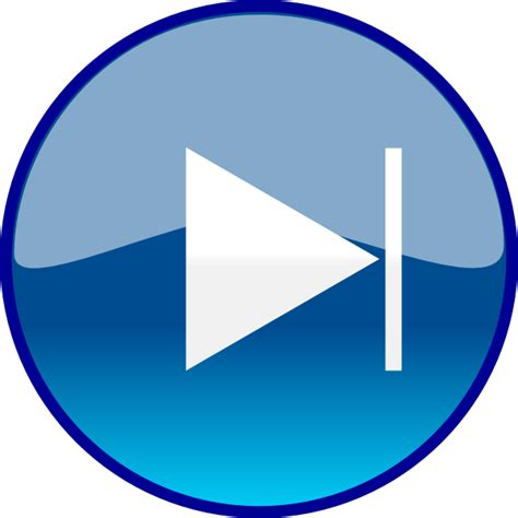 windows forward windows media player skip forward button clip at clker