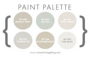 paint color palette pin by lowcountrygirl on color palettes paint colors