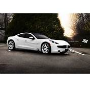 Fisker Karma New Wheels From SR Auto Group  Car Tuning