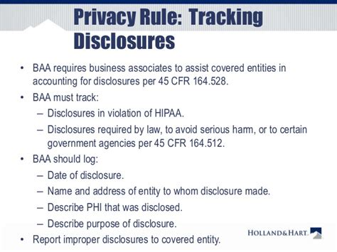 45 cfr section 164 512 hipaa for business associates